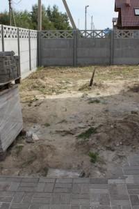 Подготовка почвы к посеву газона